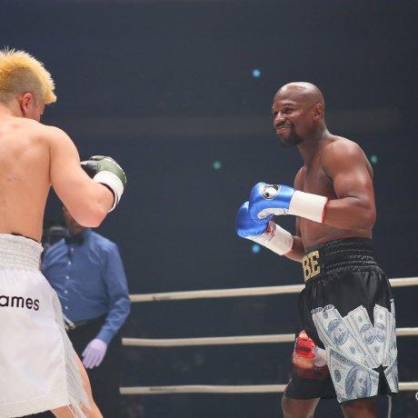RIZIN. 14: Floyd Mayweather Vs Tenshin Nasukawa