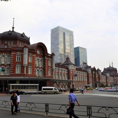 Getting to Know Tokyo Station