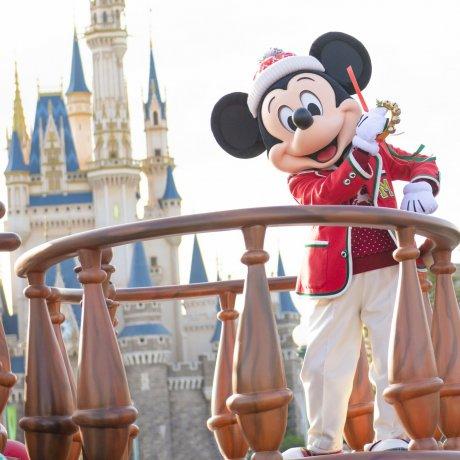 Christmas at Tokyo Disney Resort