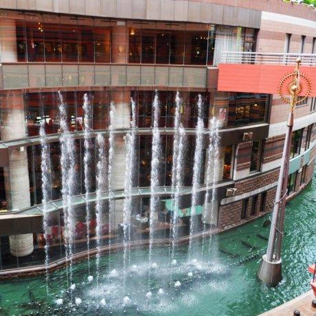Fukuoka's Canal City