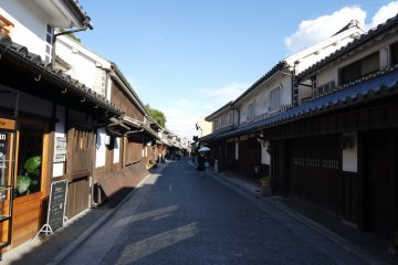 Shikoku's Past in the Present