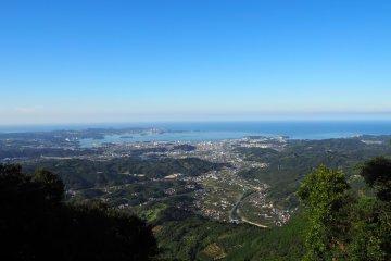 Mikan Country in Tanabe, Wakayama
