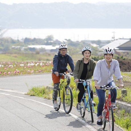Meet the Locals on the Volcanic Daikonjima