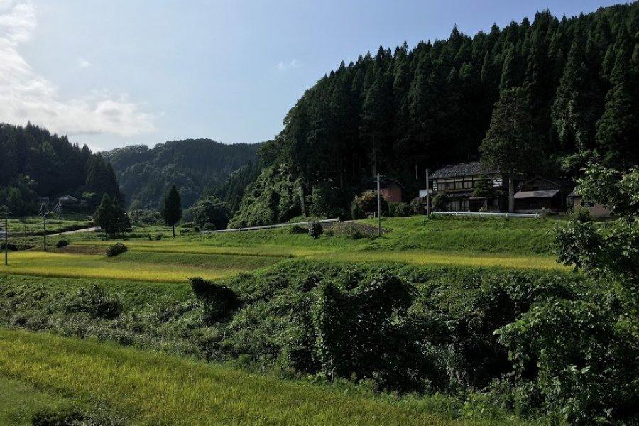 Old-Time Farm Life: Shunran-no-Sato
