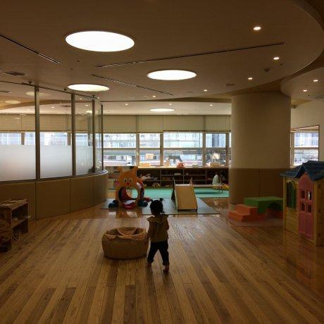 Kids' Paradise in Kanazawa