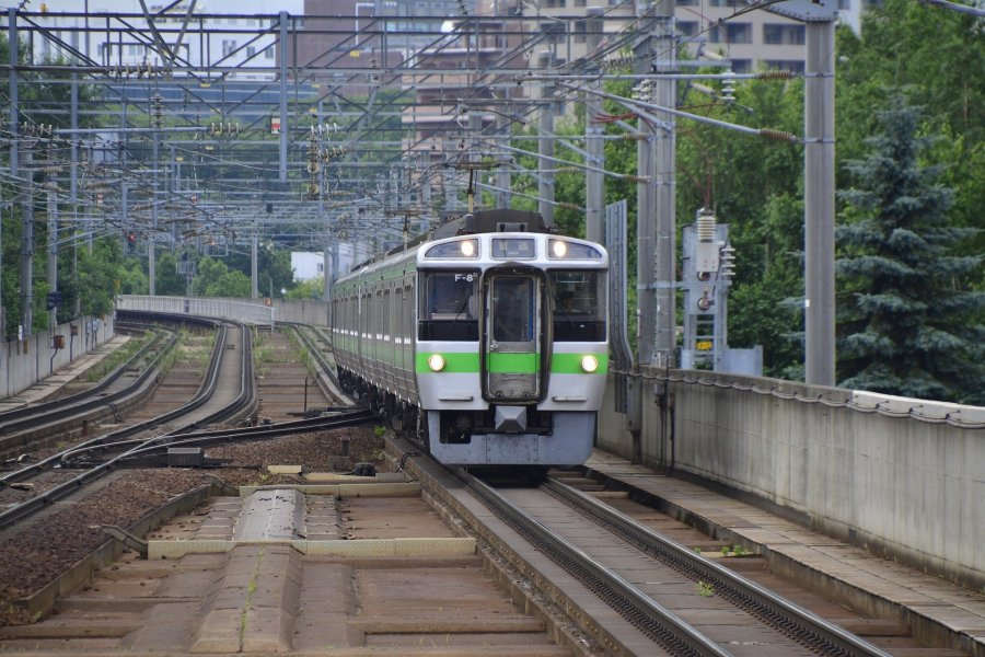 The JR Yamanote Line Experience