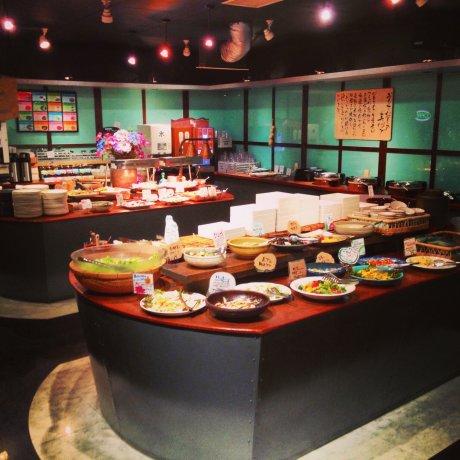 Roan Buffet Dining, Hiroshima