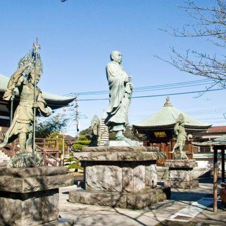 Chosho-ji Temple in Kamakura