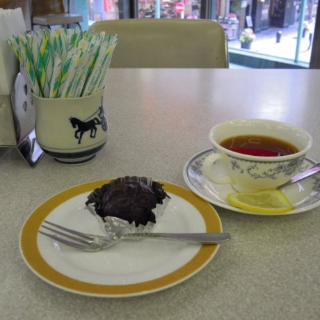 Kiku-ya: A traditional Yokohama cake shop
