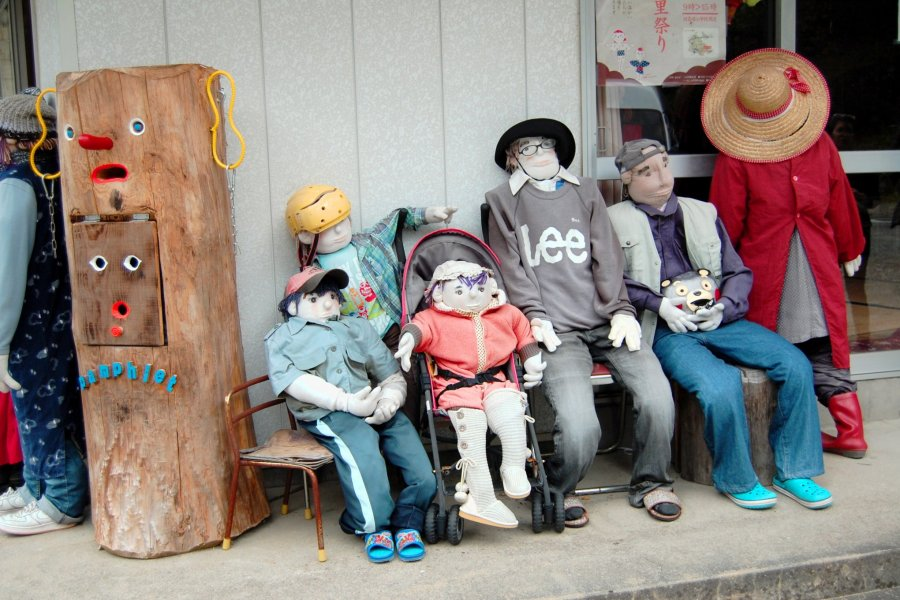 The Scarecrow Village