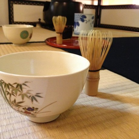 Kyoto Tea Ceremony at Room Juan