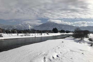 Winter in Snow Country