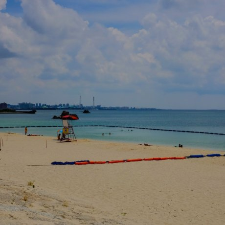 Araha Beach & Park, Okinawa