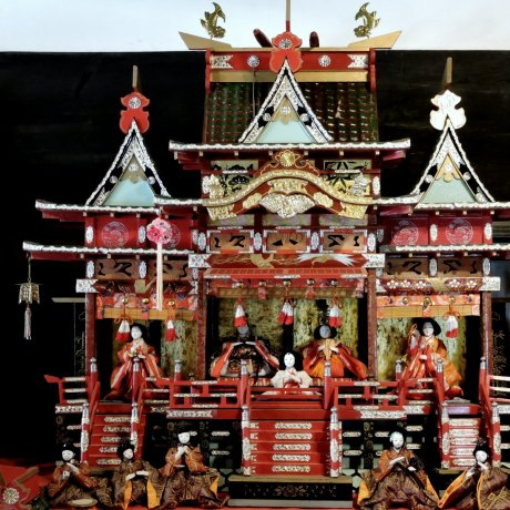 Hina Doll Festival in Enzan