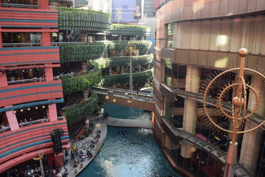 Canal City Mall