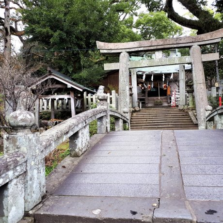 Matsumori Tenmangu Shrine