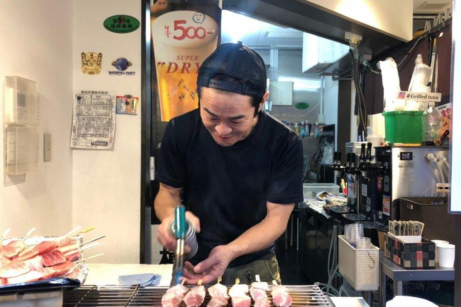 Tsukiji Foodies Tour