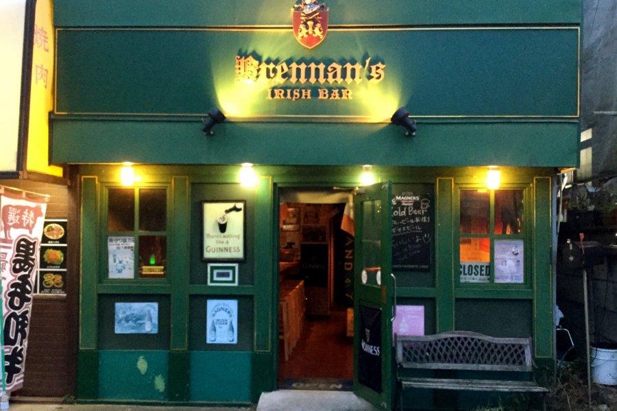 Brennan's Irish Bar in Matsudo City