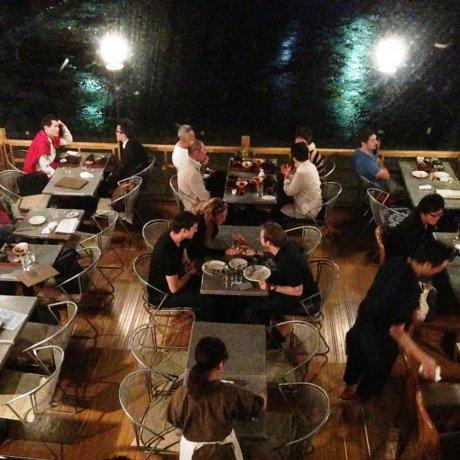 Kyoto Pontocho Mimasuya Restaurant