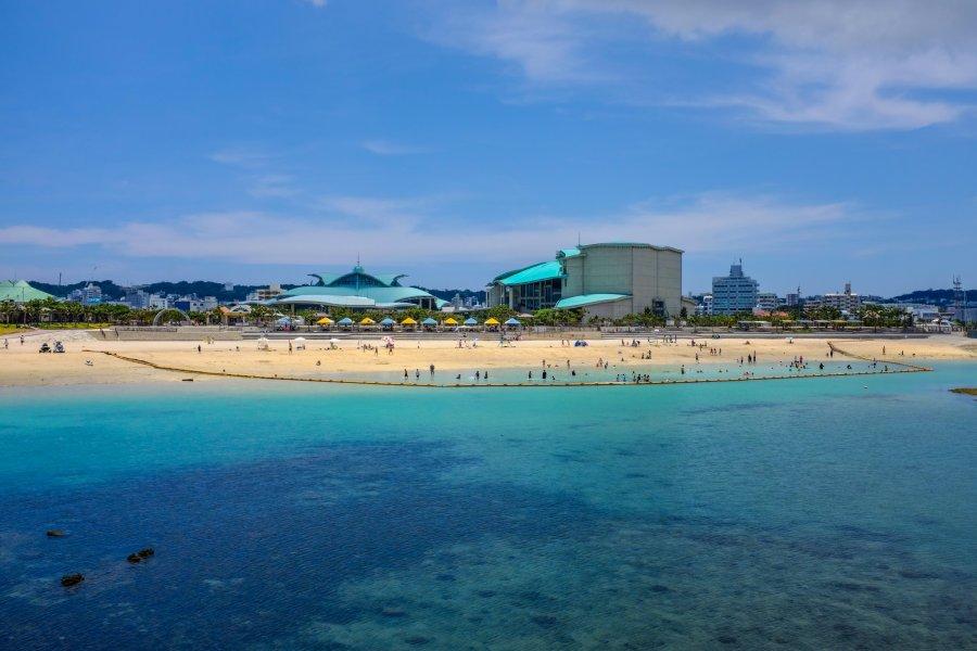 Ginowan Tropical Beach & Park