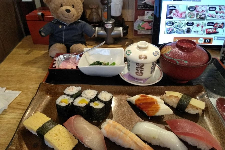 Eating Economically In Japan