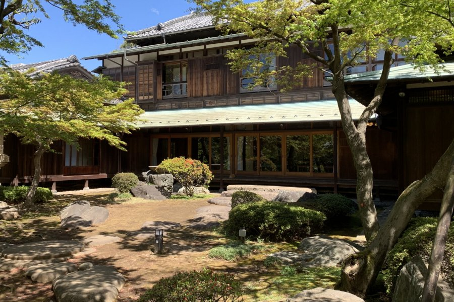 The Old Asakura House