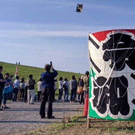 Kasukabe's Giant Kite Festival