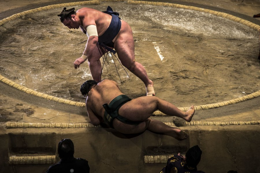 Nagoya Grand Sumo July Tournament
