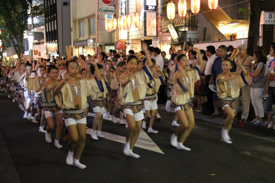 The 48th Kagurazaka Matsuri