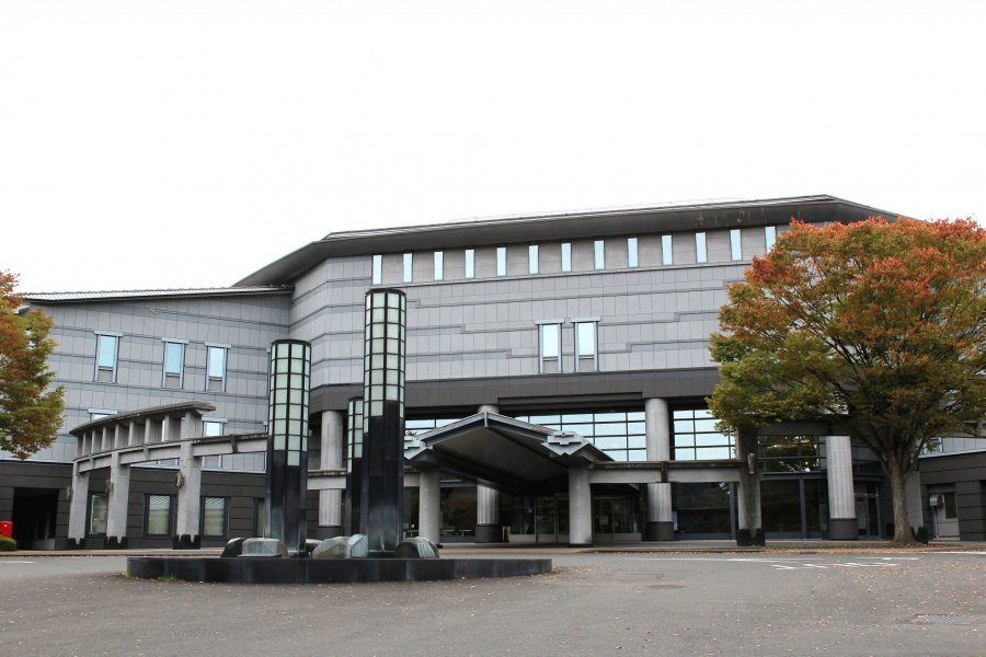 The Sendai International Center