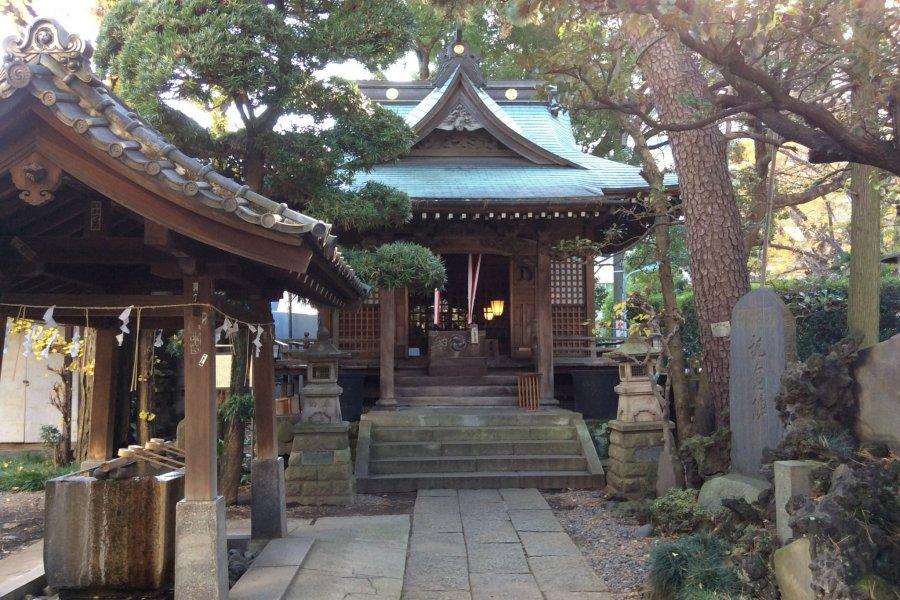 Hiroo Inari Jinja