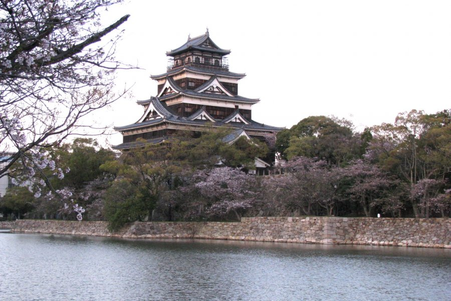The Castles of Japan