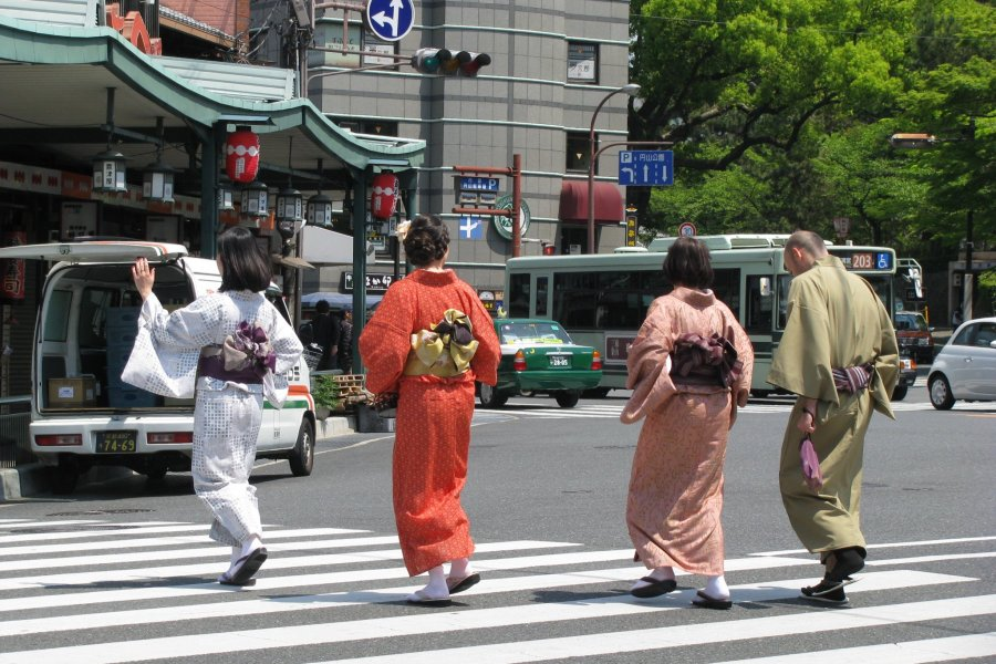 Fashion and Casual Wear in Japan