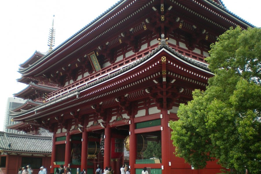Introduction to Senso-ji