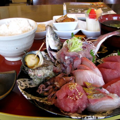 Popular and Tasty Japanese Dishes - Part 1