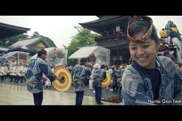 Visit Narita City's Historic Heart