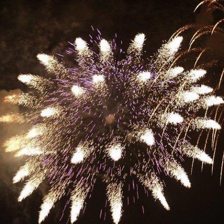 Teganuma Fireworks