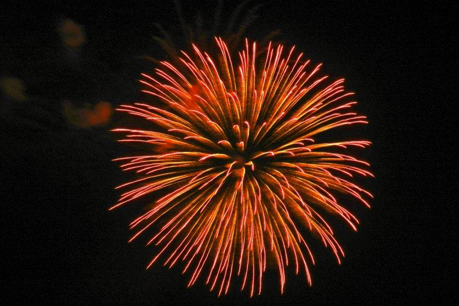 Miura Kaigan Fireworks Festival