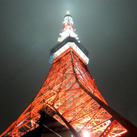 My Visit to Tokyo Tower