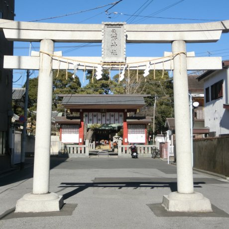 Tateishi Kumano Shrine