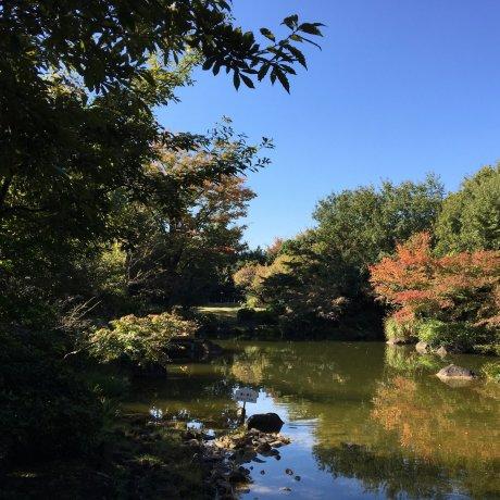 Higashi Fuchie Teien Garden