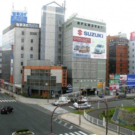 Hamamatsu City Centre