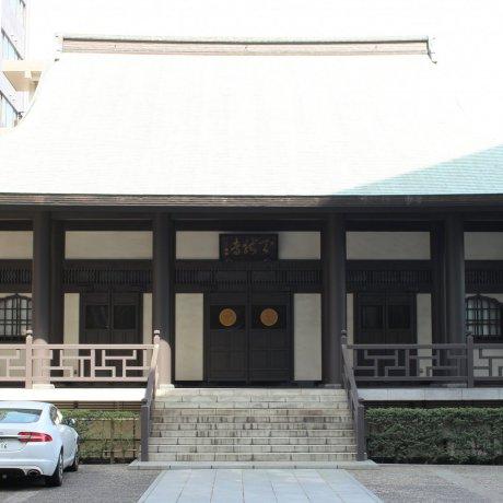 Tenryuji Temple in Shinjuku