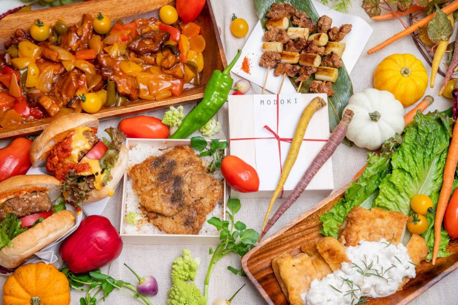 A Vegan Catering Service