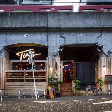 Tinys Living Hub, Yokohama