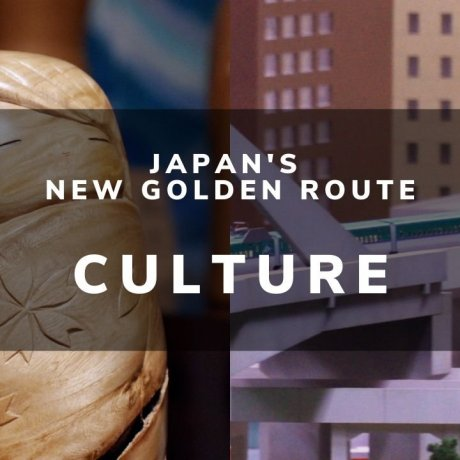 The New Golden Route is Culture