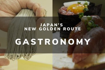 The New Golden Route is Gastronomy