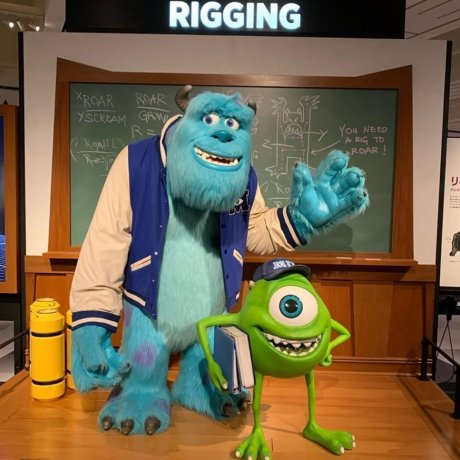 The Science Behind Pixar