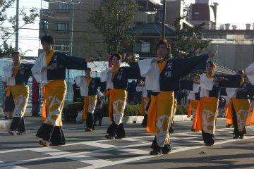Tsuruse Yosakoi Festival
