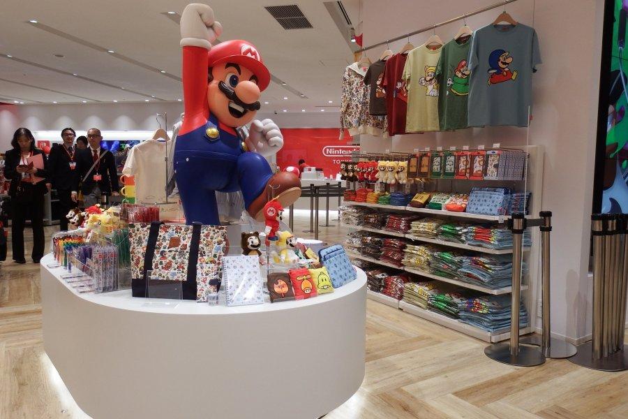 Nintendo TOKYO: Japan's First Official Nintendo Store